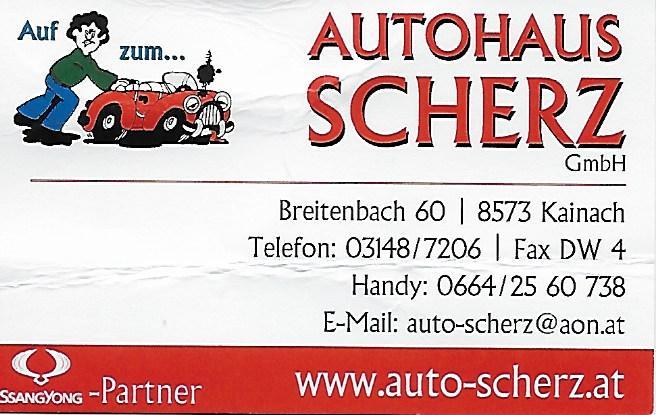 Autohaus Scherz